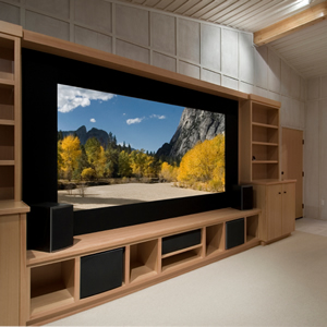 Bespoke Home Entertainment by Vandepeer Intelligent Space